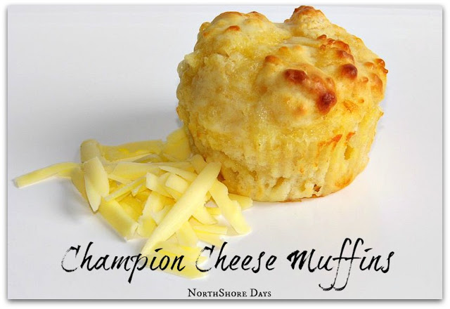 Champion Cheese Muffins