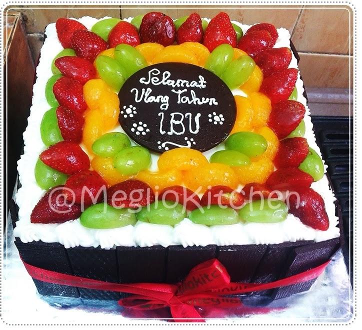 Toko kue jogja meglio kitchen kue ulang tahun untuk ibu mama