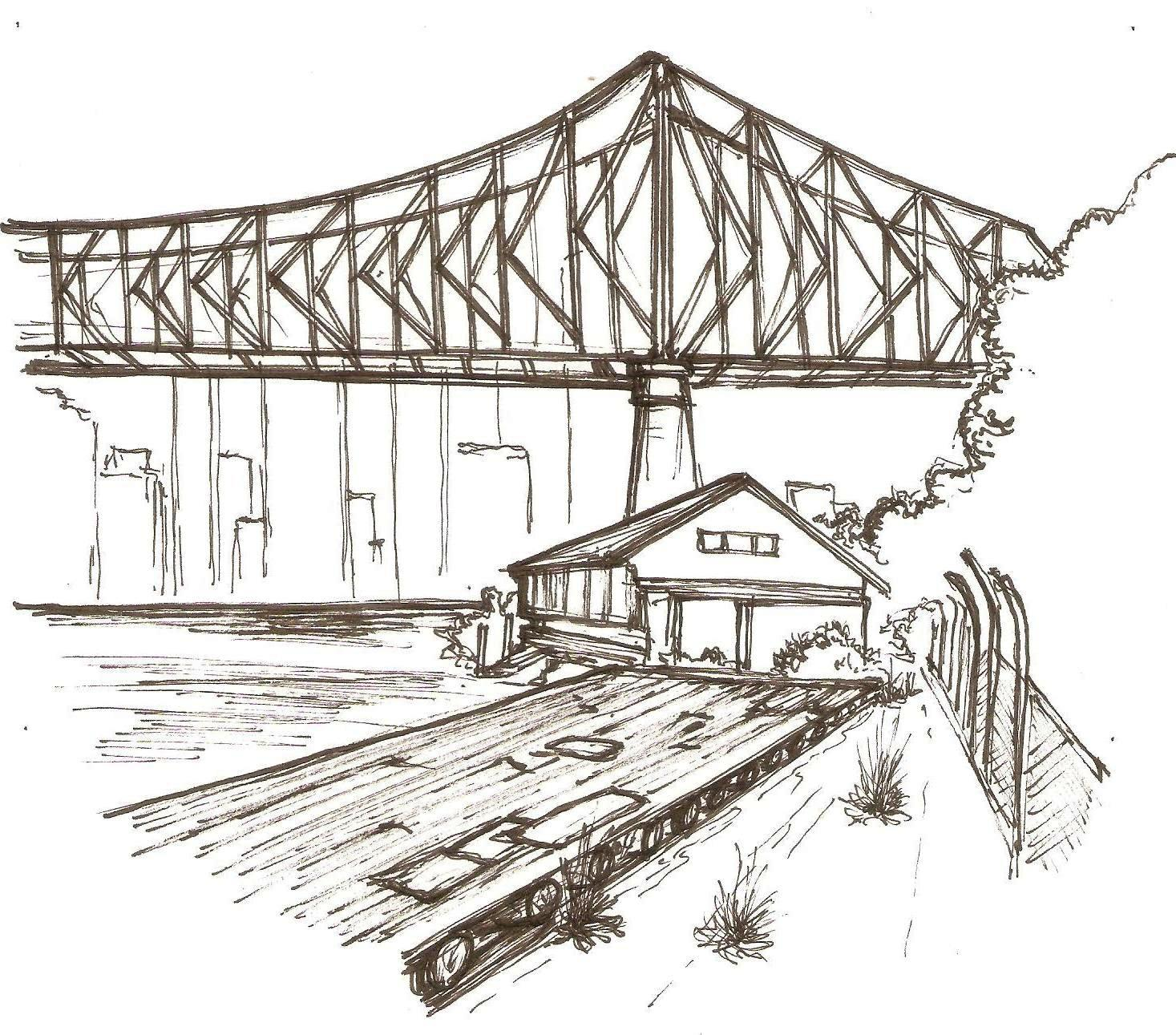 simple architectural sketches.  Architectural Architectural Design 5 For Simple Sketches A