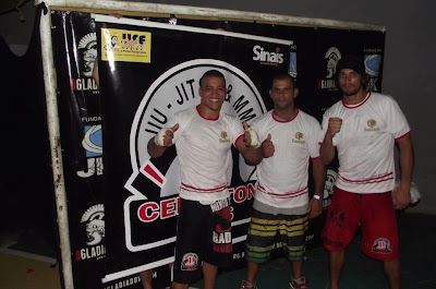 Jiu-Jitsu de Porto Seguro participa do Jungle Fight i Vitrine da Costa