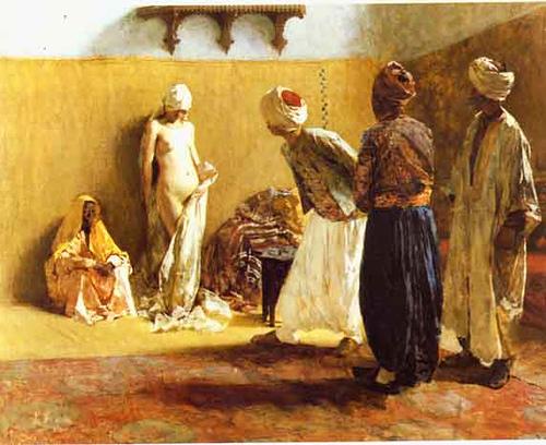 Pirkliai turėjo matyti visus vergės trūkumus ir (pri)apvalumus