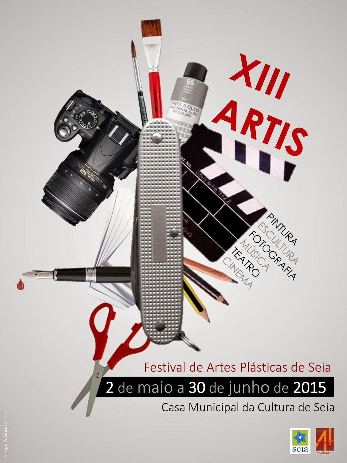 ARTIS 2015