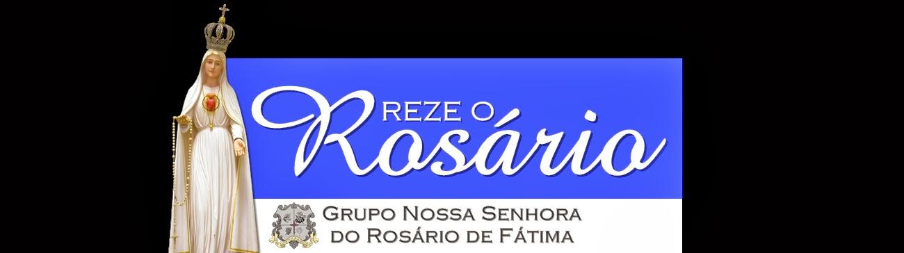 Reze o Rosário