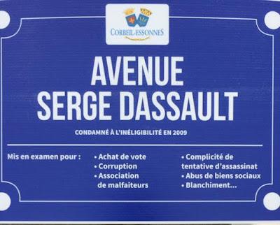 Avenue Serge Dassault