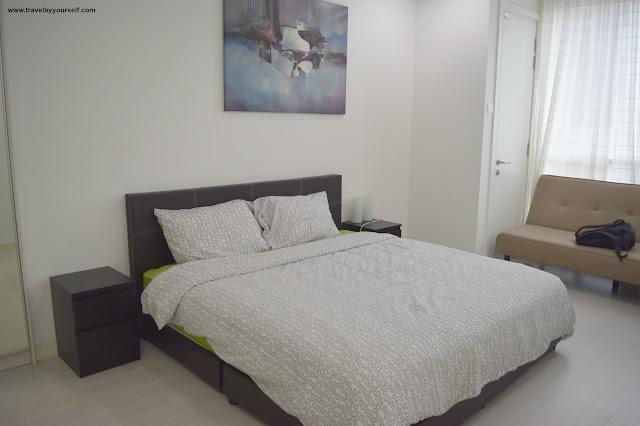 Airbnb room rent in Kuala Lumpur