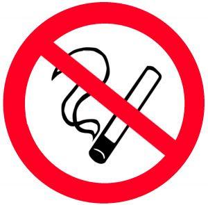 Fumar es dañino para la salud
