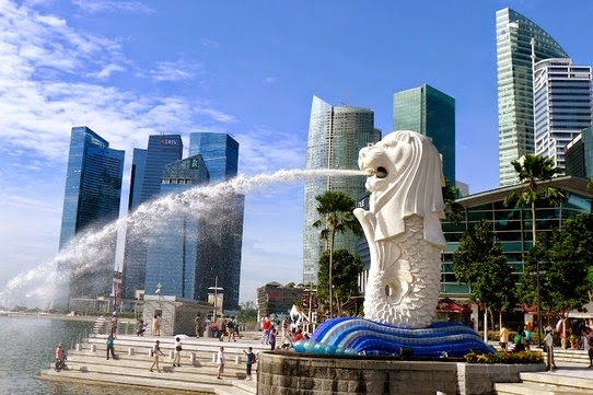 Paket Tour Ke Singapura Bersama Keluarga