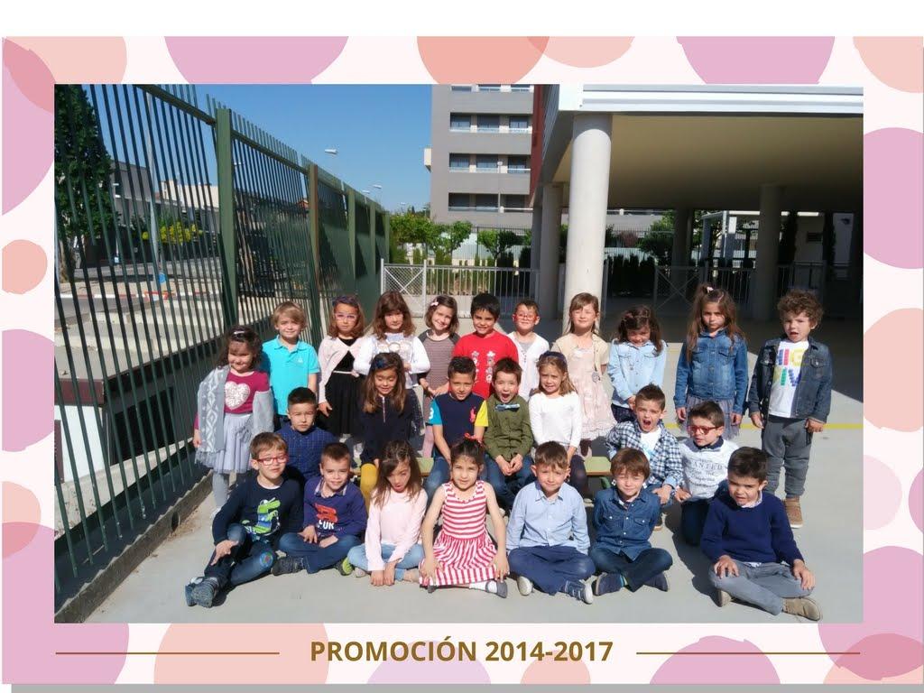 PROMOCIÓN 2014 - 2017