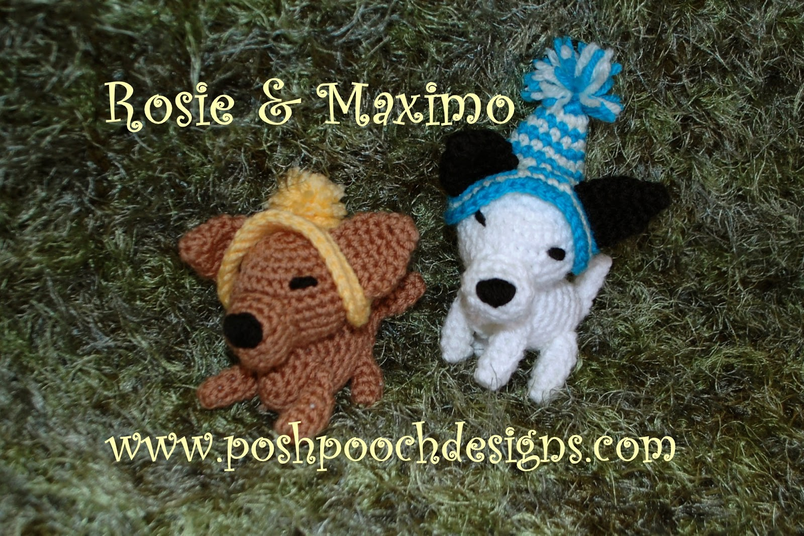 Free Crochet Pattern Chihuahua Sweater : Posh Pooch Designs Dog Clothes: Ami Chihuahua Crochet Pattern