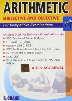Best Mathematics Books For All Competitive Exams