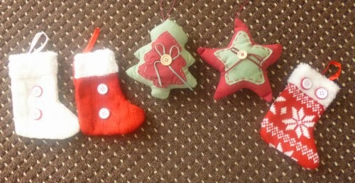 Yorkshire Blog, Mummy Blogging, Parent Blog, Christmas Feature, The Christmas Boutique, Review, Star, Tree, Stocking,