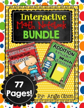 http://www.teacherspayteachers.com/Product/Interactive-Math-Notebooks-Bundle-3-Addition-and-Subtraction-1360714