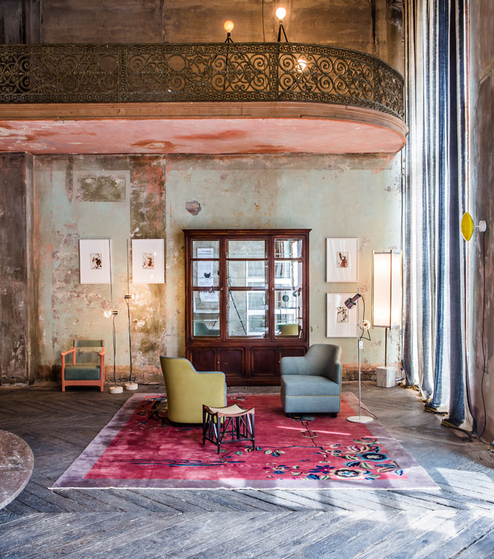 Gentil Between Time: A Pop Up Furniture Showcase In Berlin..Between Time, Curated  By Internationally Renowned Interior Architect Gisbert Pöppler And Vintage  ...