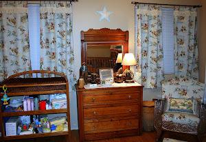 Retro Cowboy Nursery
