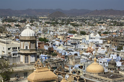 Udaipur City in Rajasthan