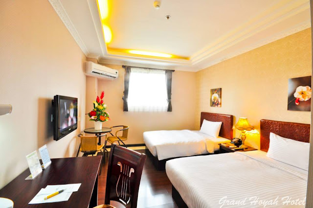 Grand Hoyah Hotel Subic Deluxe Twin Room