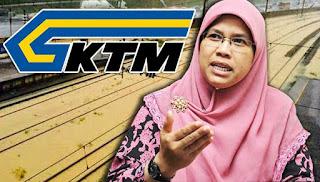 Banjir Kilat Shah Alam: ADUN Batu Tiga salahkan KTMB