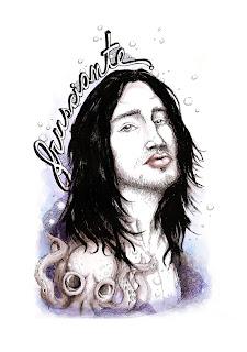 "Marcos Santos ""Marcus"" - John Frusciante"