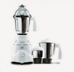 Amazon: Buy Morphy Richards Icon Classique 750-Watt Mixer Grinder at Rs.3,360