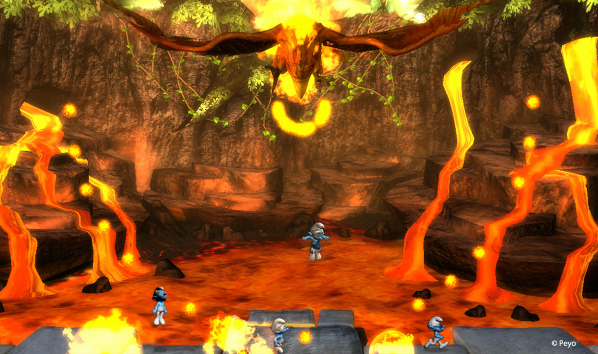 Check Out These Smurfy New Screens From The Smurfs 2 - BioGamer Girl