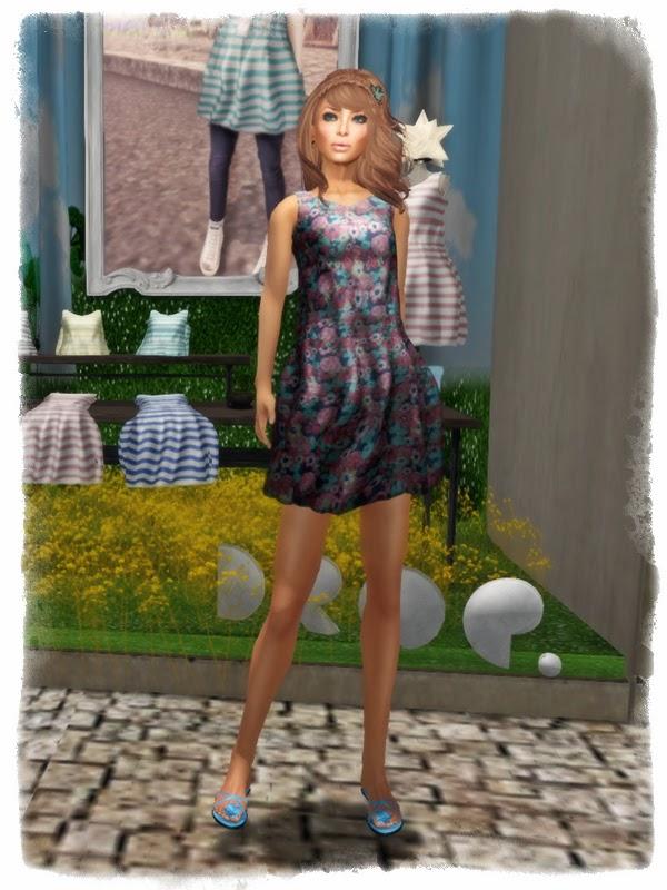 letnia sukienka DROP