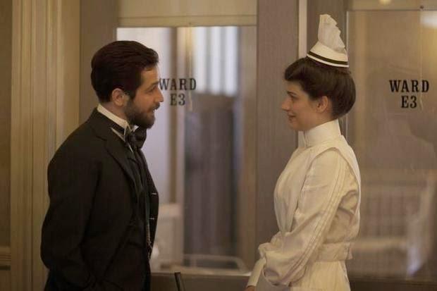 The Knick S01. Bertie y Lucy