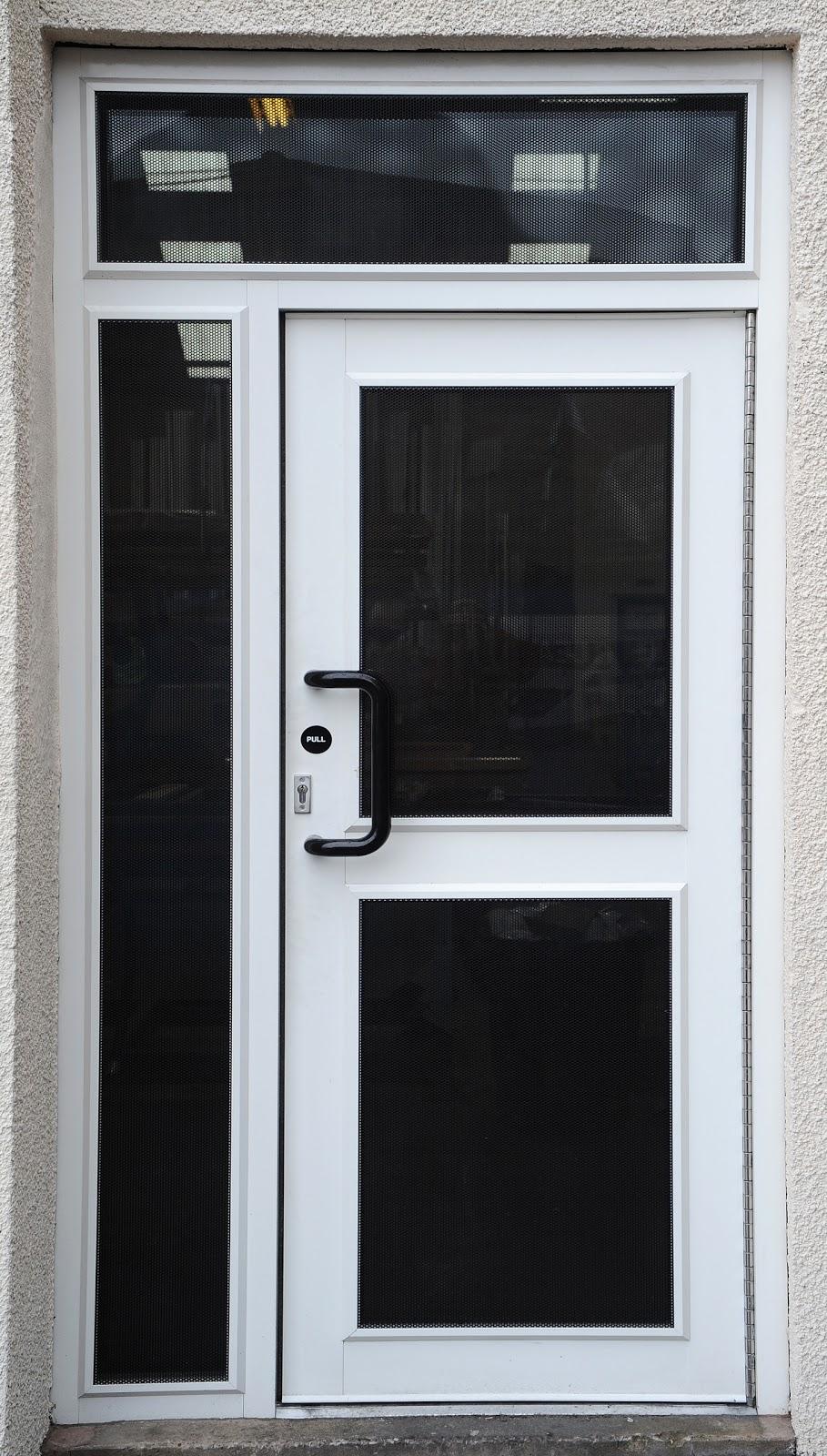 The door industry journal atb launches new enhanced for Door security