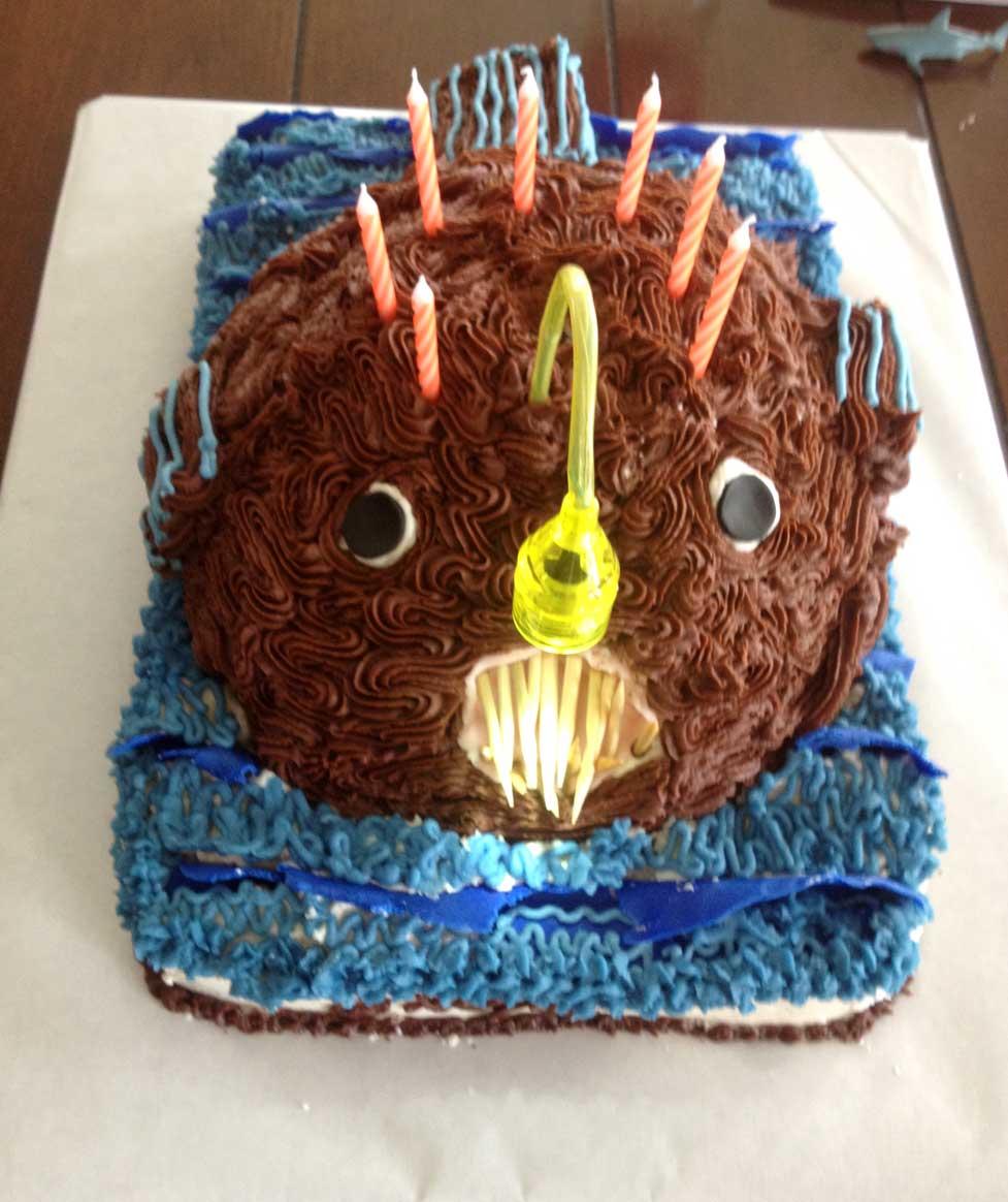 Everyday Finesse Angler Fish Cake