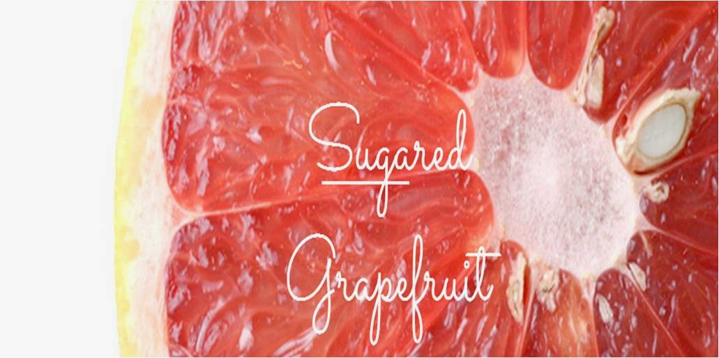 Sugared Grapefruit