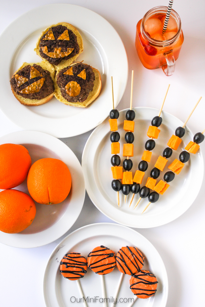 5 Black Orange Food Ideas For Your Halloween Party