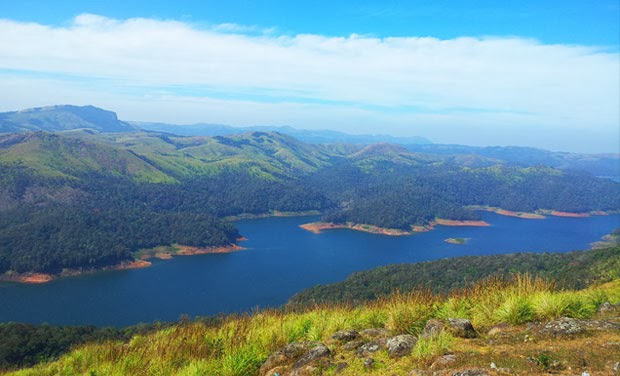 Thekkady in Idukki - One of the famous tiger reserves