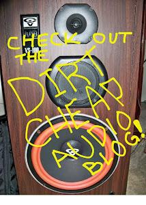 Dirt Cheap Audio Blog