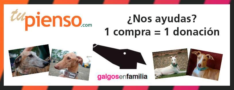 """""""Apadrina una Mascota con tupienso.com"""""""