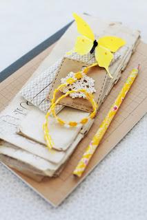 lemon yellow inspiration board