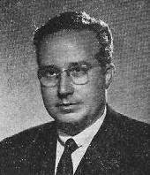 Félix de las Heras (Vicepresidente de la FEDA en 1957)