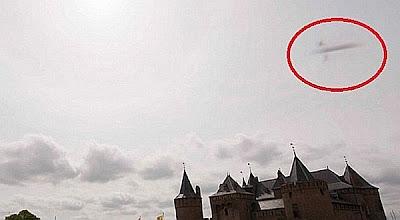Foto Penampakan UFO di Belanda