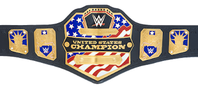WWE United States Title Belt