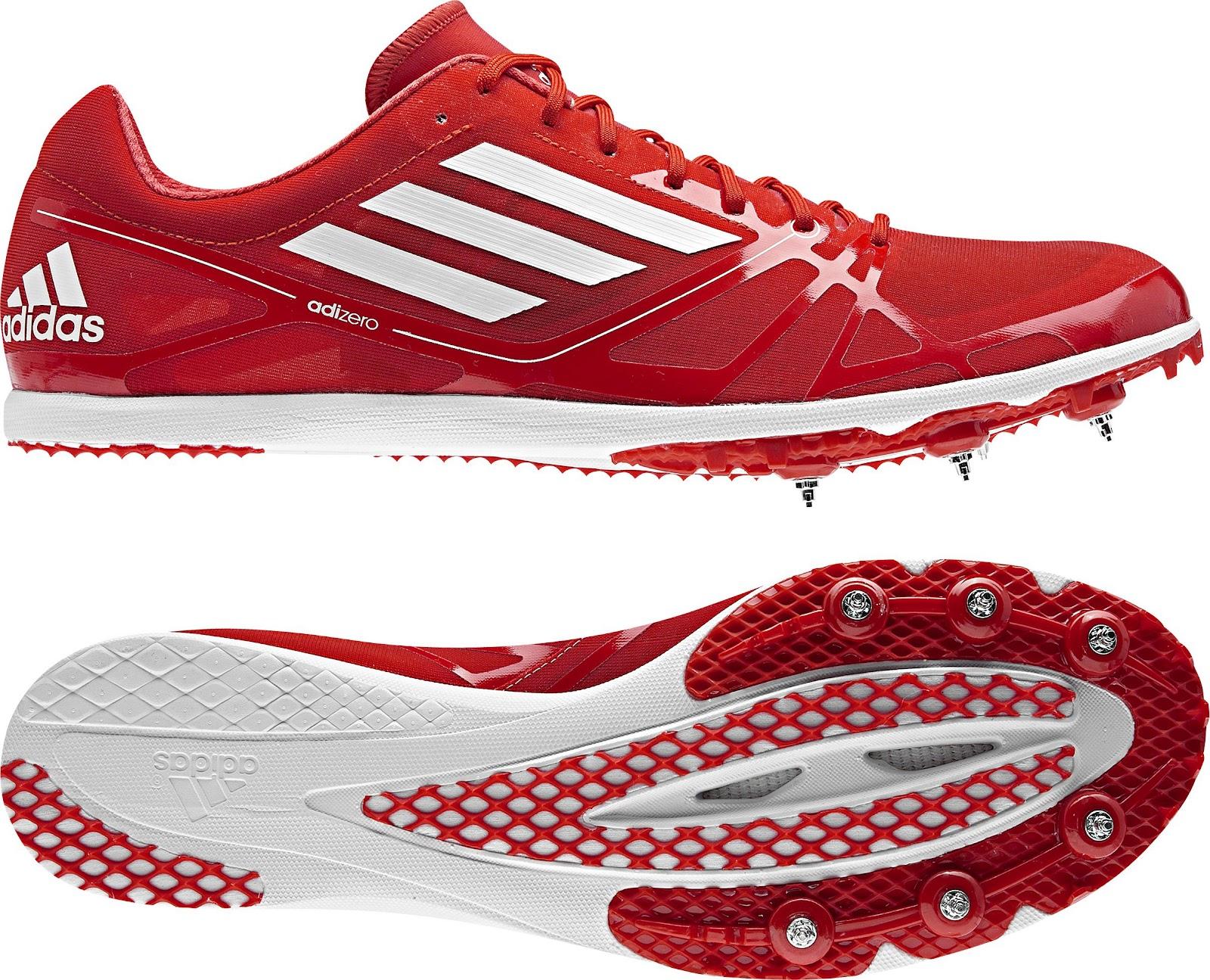 adidas adizero spikes 2012