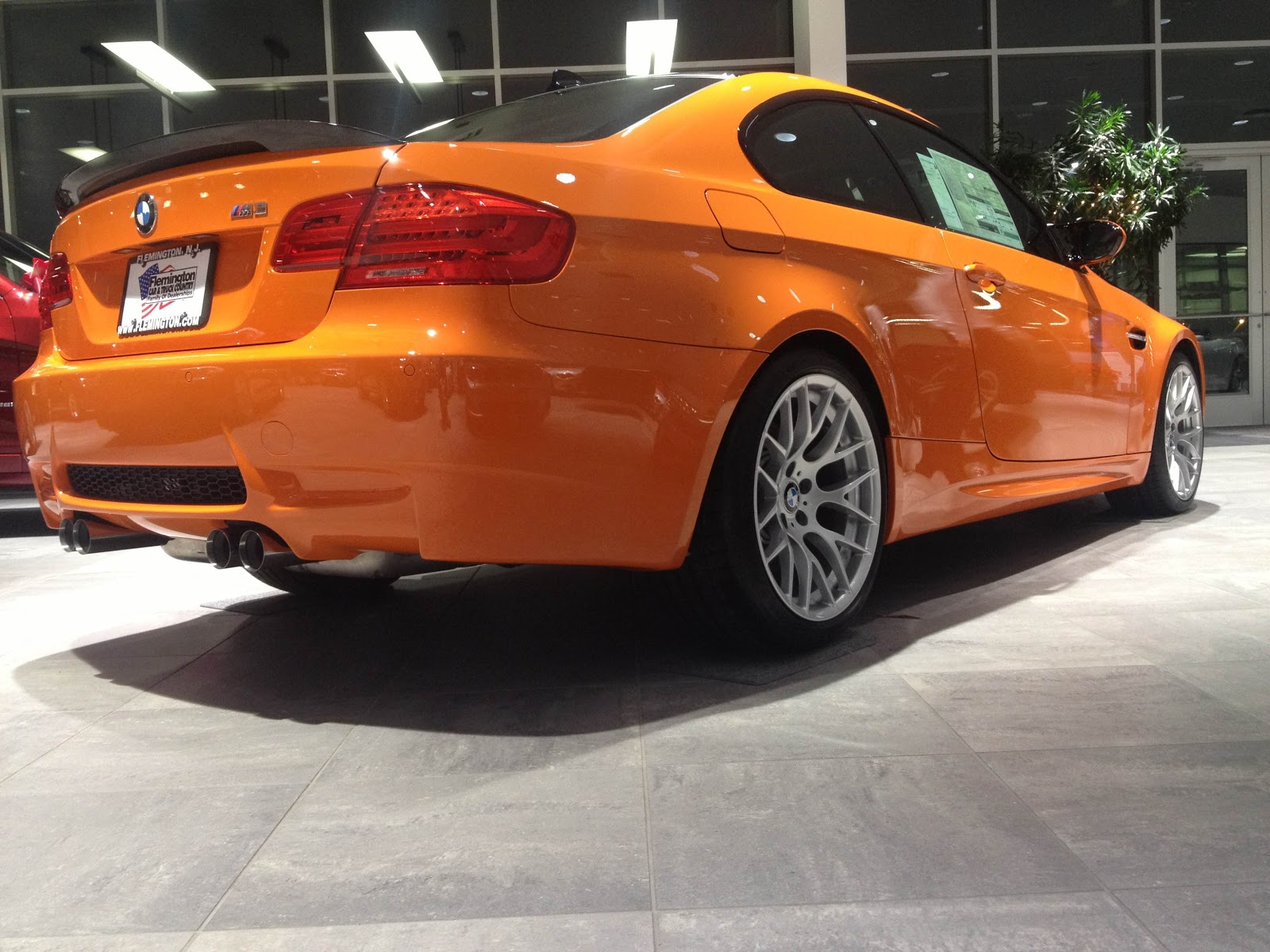related pictures orange bmw - photo #26