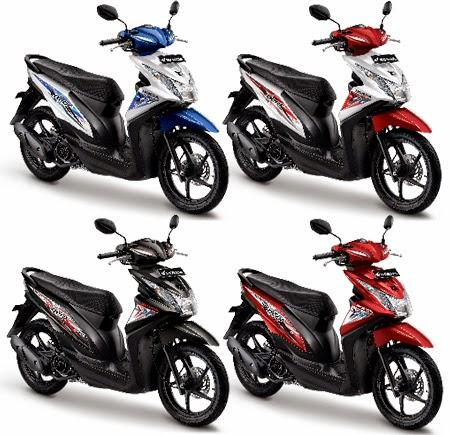 Honda BeAT eSP terbaru 2015
