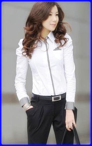 Model Kemeja Korea Dan Kemeja Putih Terbaru