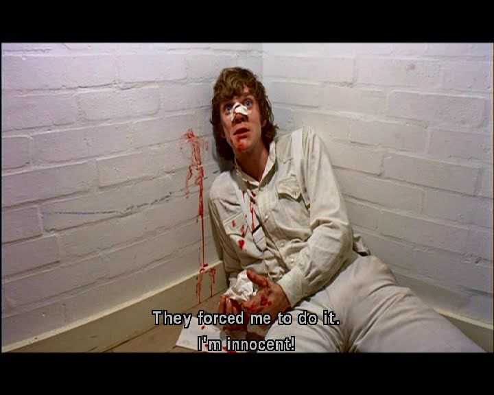 moviesandsongs365: Film review: A Clockwork Orange (1971)