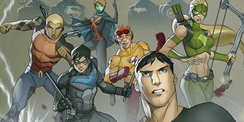 Jogo Young Justice: Legacy tem novo trailer
