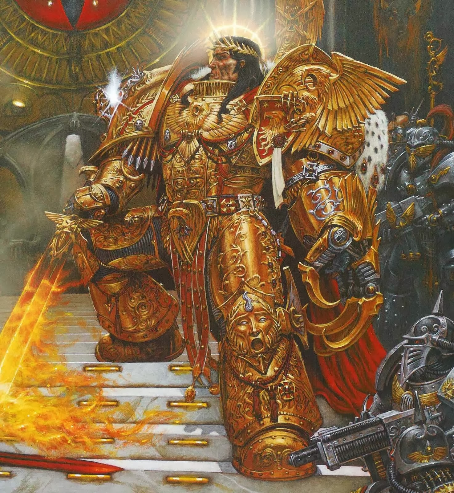 Heresy30K - The Horus Heresy Blog: 40K Lore: The Perpetuals