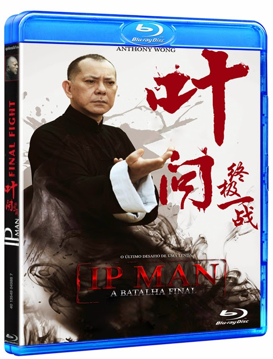 Ip Man –  A Batalha Final (2014) BluRay 1080p Dual Áudio