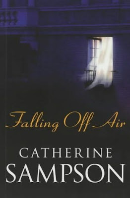 Book cover of Falling Off Air by Catherine Sampson