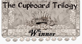 WINNER at THE CUPBOARD TRILOGY.