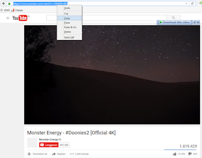 Cara Mudah Download Video Youtube Jadi MP3, MP4, AVI, MOV Tanpa Software