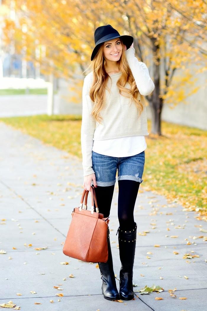 Shorts & Boots