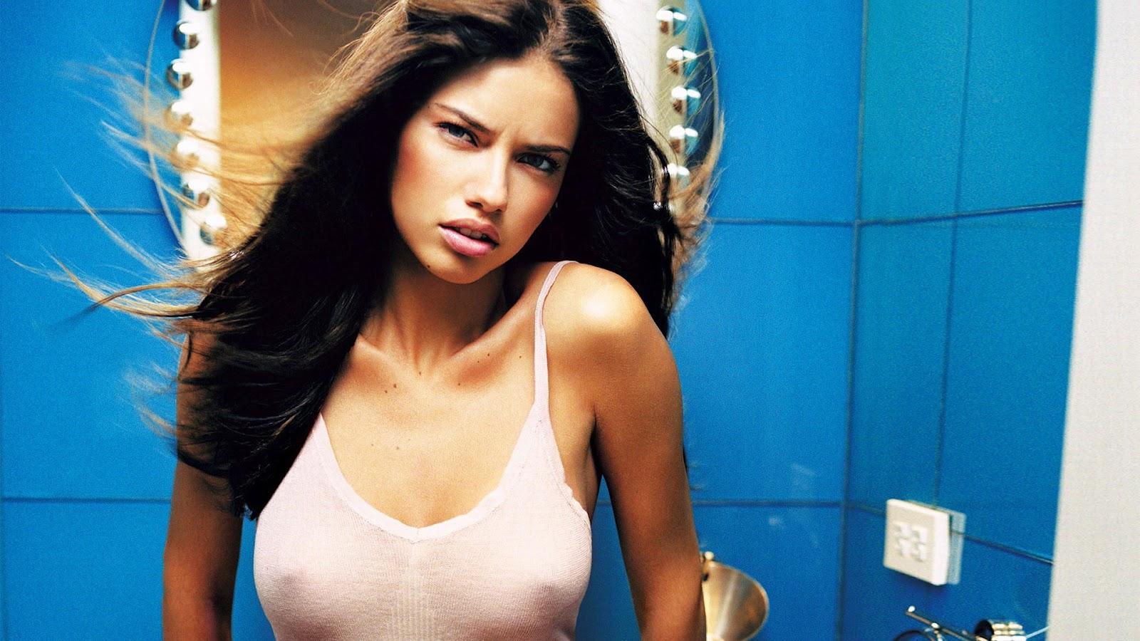Victorias Secret Angel Adriana Lima Wallpapers
